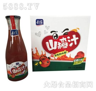 韵露山楂汁1.5Lx6