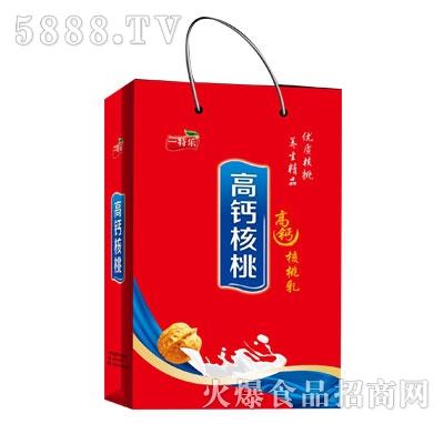 一特乐高钙核桃复合蛋白饮料(袋)