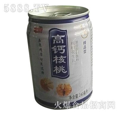一特乐高钙核桃复合蛋白饮料240ml