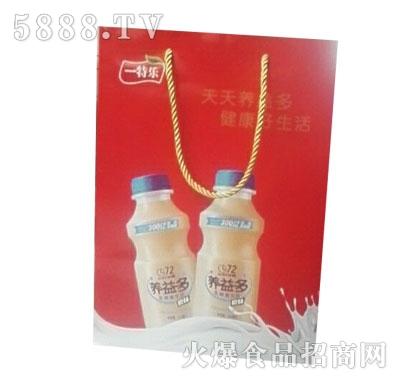 一特乐养益多乳酸菌饮品(袋)
