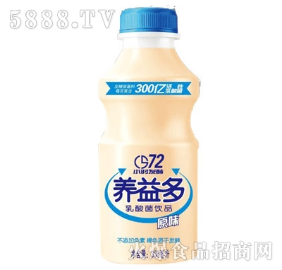 一特乐养益多乳酸菌饮品330ml