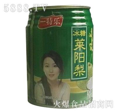 一特乐莱阳梨果汁饮料240ml