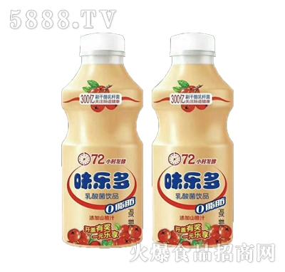 顺有味乐多乳酸菌饮品340ml