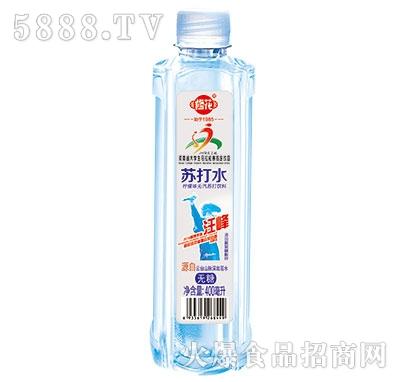修花加碱苏打水饮料400ml