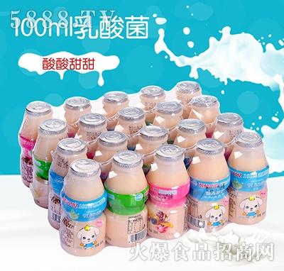 酸酸甜甜乳酸菌100ml