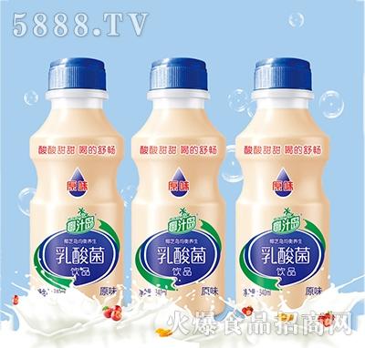 椰汁岛乳酸菌饮品原味340ml