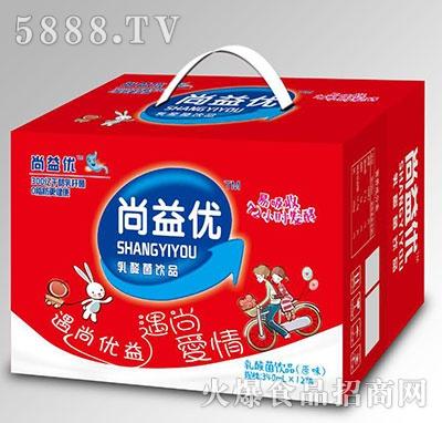 尚益优乳酸菌饮品340mlx12瓶