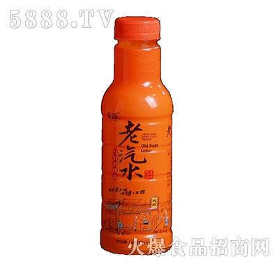 乐路老汽水瓶装480ml