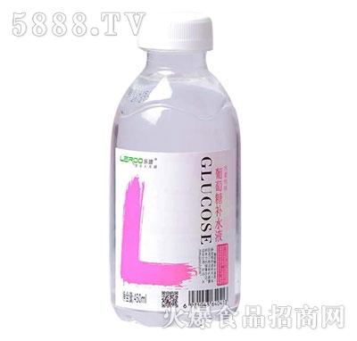 乐路葡萄糖补水液水蜜桃味450ml
