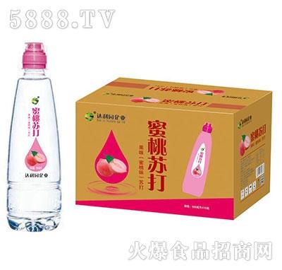 达利园企业蜜桃苏打500mlx15瓶