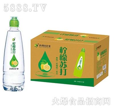 达利园企业柠檬苏打500mlx15瓶