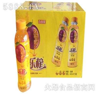 乐榨百香果汁480mlx15瓶