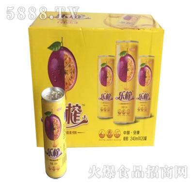 乐榨百香果汁240mlx20罐