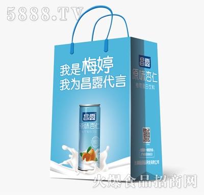 昌露原味杏仁植物蛋白饮料礼盒装