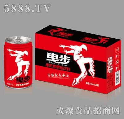 曳步维生素果味饮料310mlX24