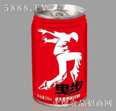 曳步维生素果味饮料310ml