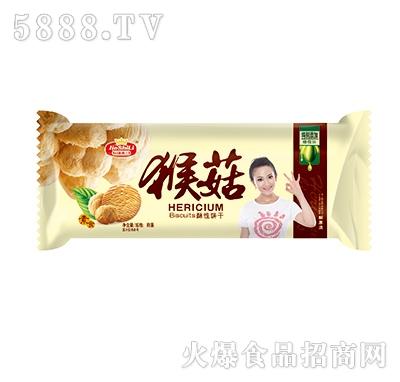 杰士利猴菇酥性饼干素食