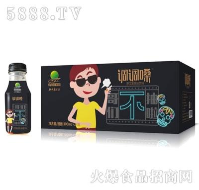 调调嗓罗汉果果味饮料300mlX24