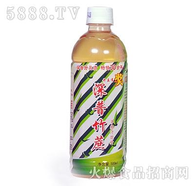 深普竹蔗汁饮料500ml