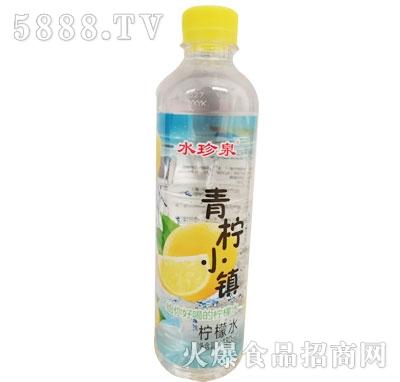 水珍泉青柠小镇柠檬水480ml