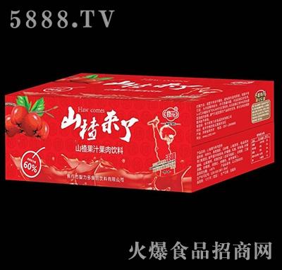 修花山楂来了果汁饮料350mlx15瓶