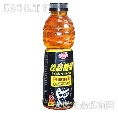 修花峰暴能量牛磺酸维生素强化饮料600ml