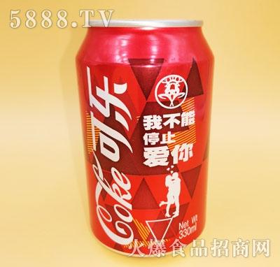 笑连连可乐330ml(罐)