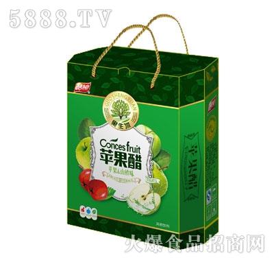 酷多纷苹果醋488mlX6盒