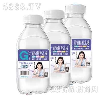 尊仕葡萄糖补水液450mlx15瓶产品图