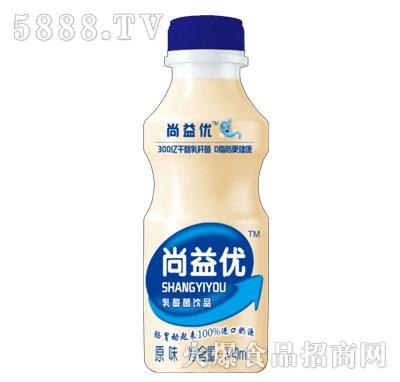尚益优乳酸菌饮品340ml