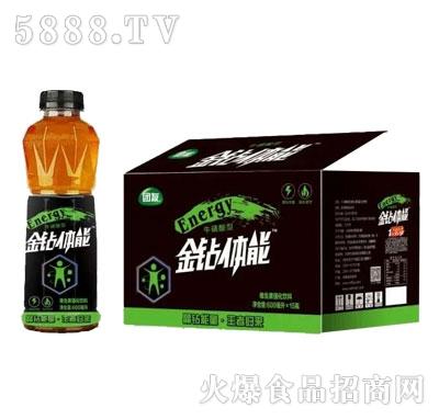 团友金钻体能维生素强化饮料