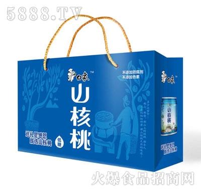 白象山核桃复合植物蛋白饮料(袋)