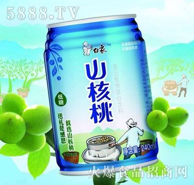 白象山核桃复合植物蛋白饮料240ml
