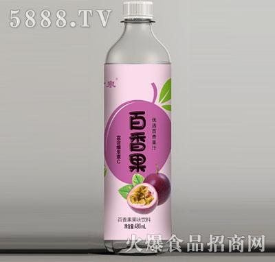 水珍泉百香果汁480ml