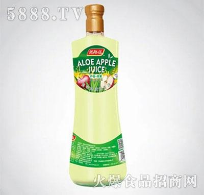 美格丝芦荟+苹果果汁