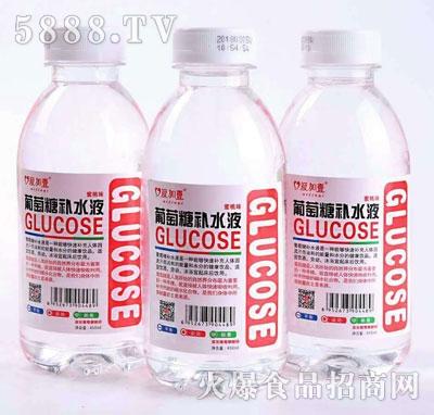 爱加壹葡萄糖补水液蜜桃味450ml