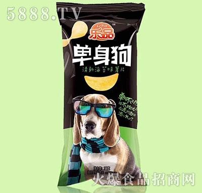 乐品单身狗海苔味薯片