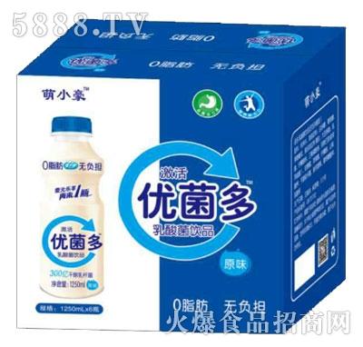 优菌多乳酸菌饮品1250mlX6