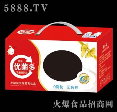 优菌多乳酸菌饮品(箱)