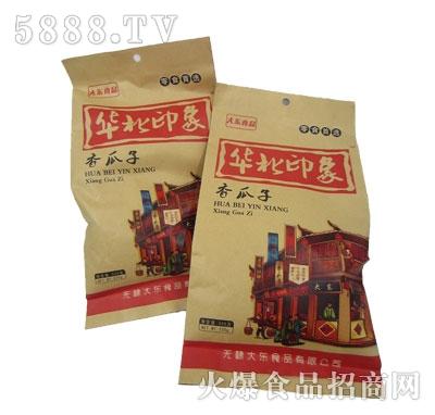 华北印象香瓜子220克奶香味