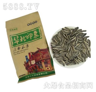 华北印象香瓜子220克原味
