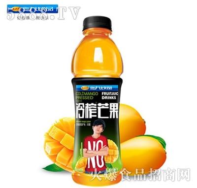 三九饮品冷榨芒果汁饮料550ml
