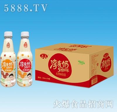 淳先奶红枣豆奶PET瓶装
