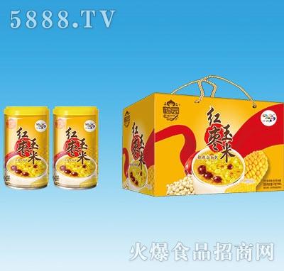 鹤园红枣玉米粥