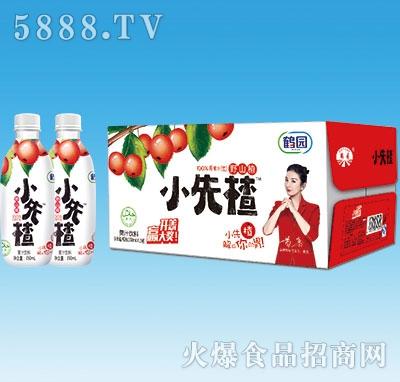 鹤园小先楂山楂汁350mlx15瓶