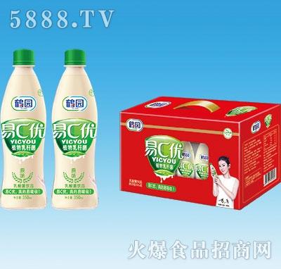 鹤园易C优乳酸菌350mlx8瓶