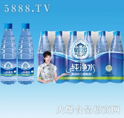 鹤园纯净水560mlx24瓶