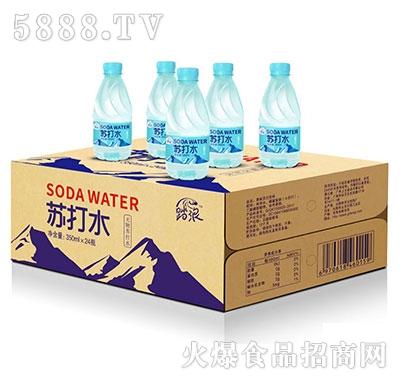 踏浪苏打水350mlx24瓶