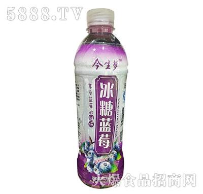 今生梦水晶蓝莓果味饮料500ml