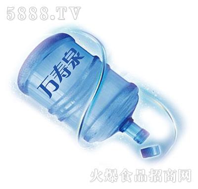 万寿泉小兴安岭天然矿泉水1.8L